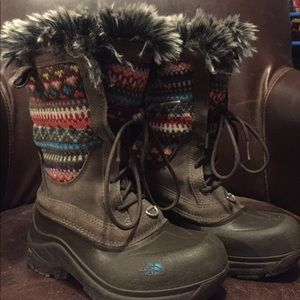 Other - Girls The North Face Winter Snow Boots